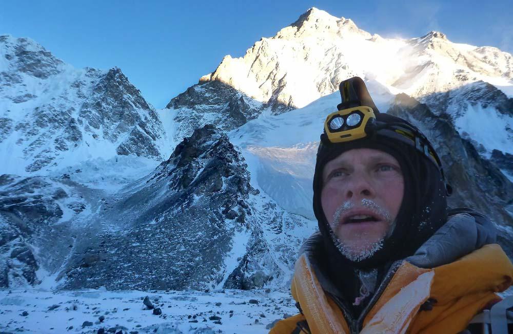 Jarosław Botor o K2 - wywiad z członkiem zimowej wyprawy