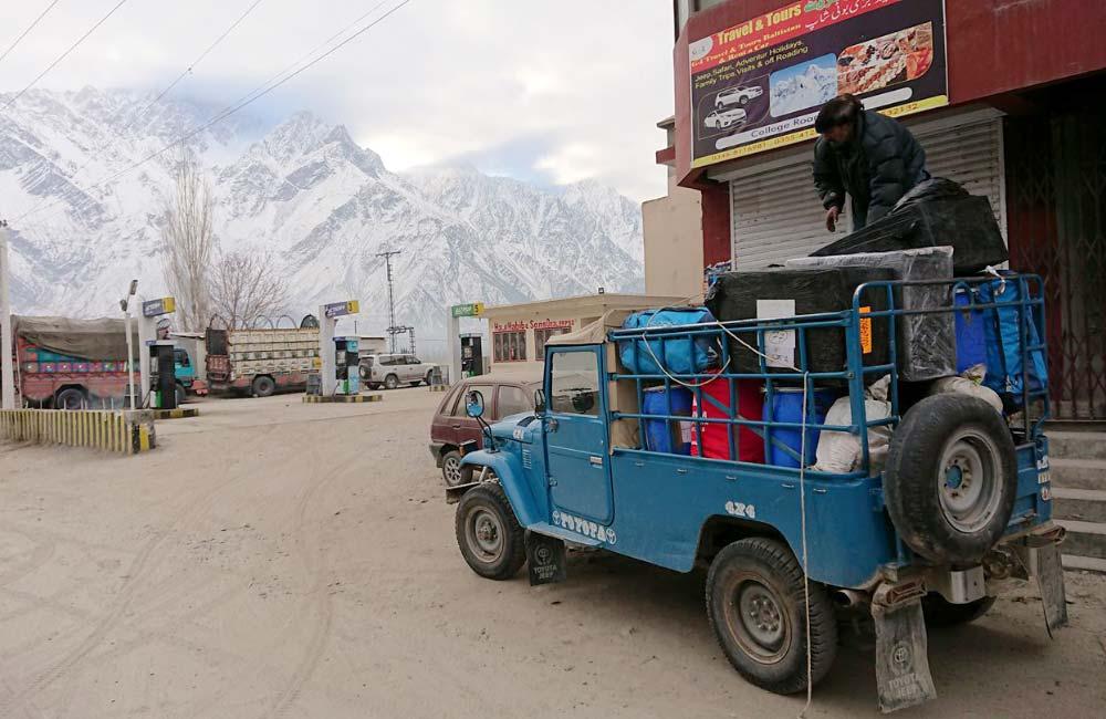 droga pod K2