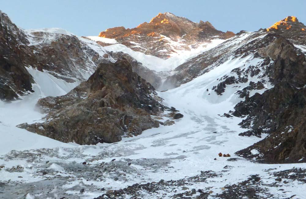Góry wysokie zimą