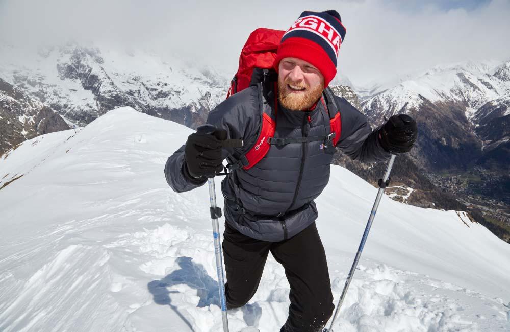 Jak poruszać się w śniegu