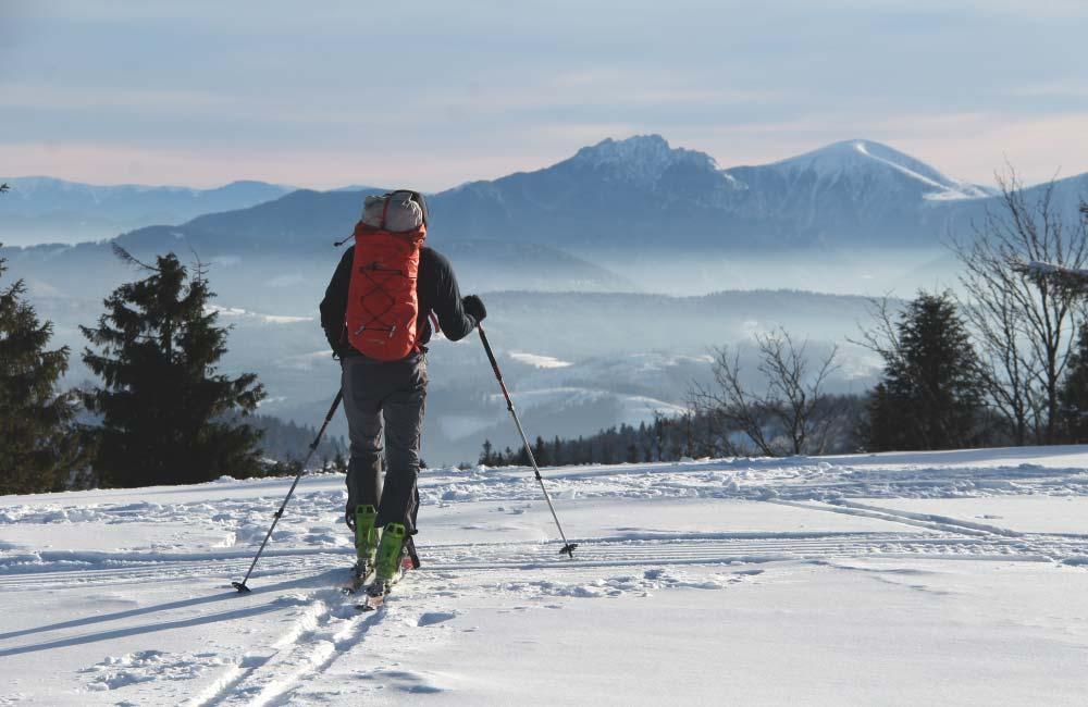 Beskid Żywiecki na nartach