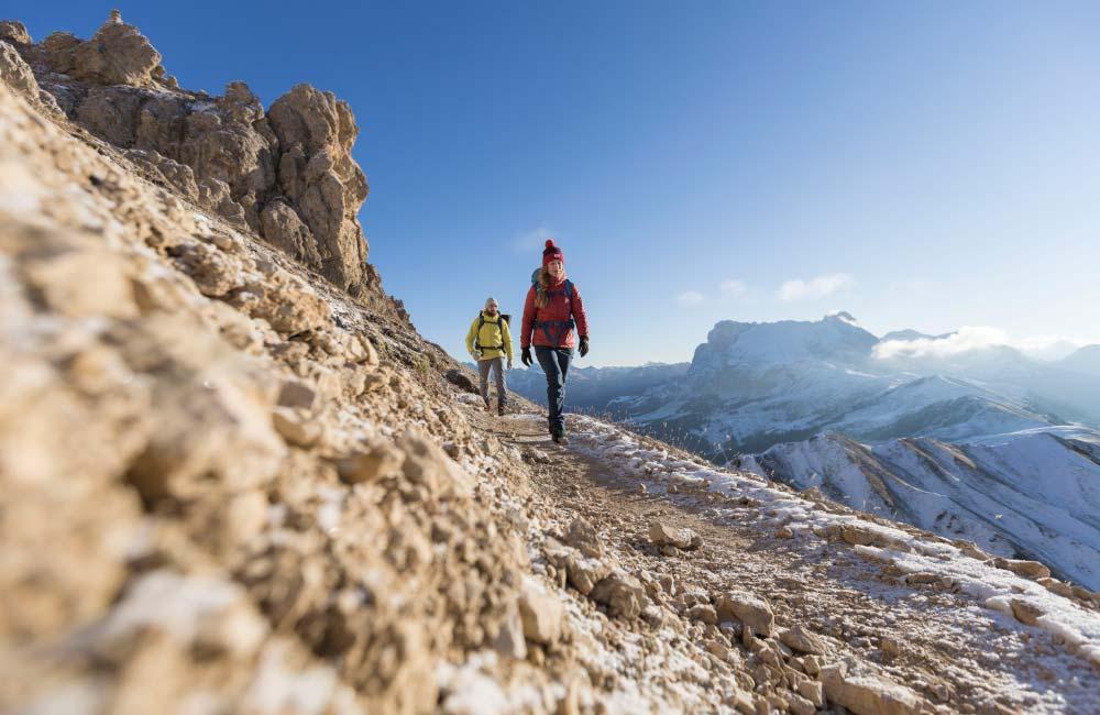 Co ubrać zimą w góry?