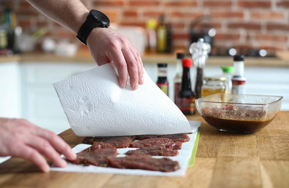 Beef Jerky - przepis krok po kroku