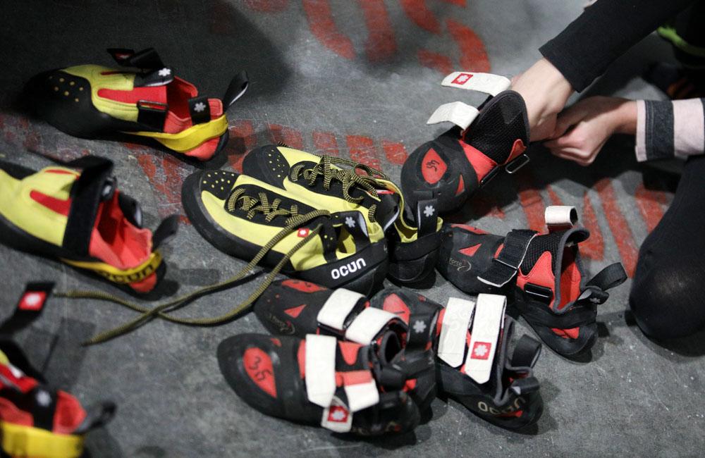Jak wybrać buty wspinaczkowe