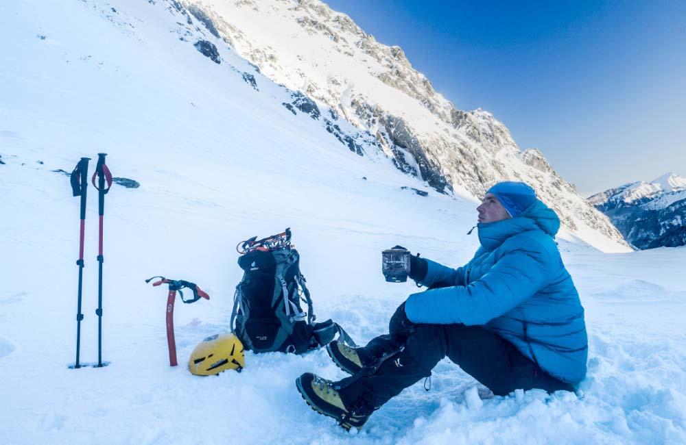 Zimowa wycieczka w Tatry