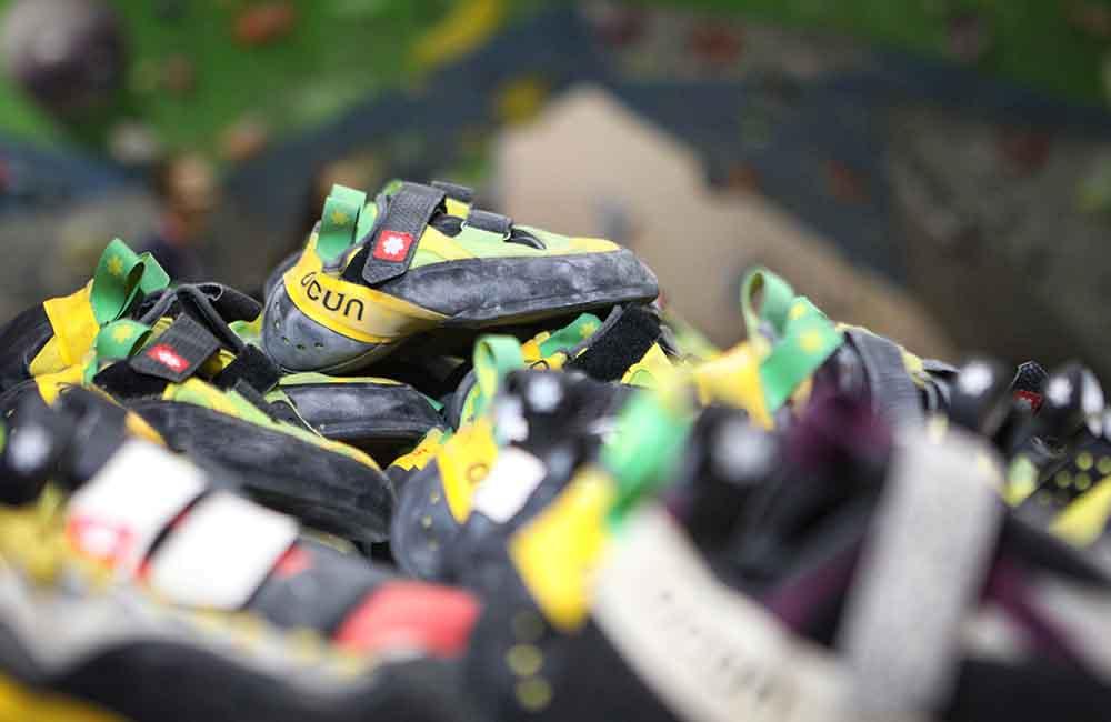 Jak wybrać buty wspinaczkowe?