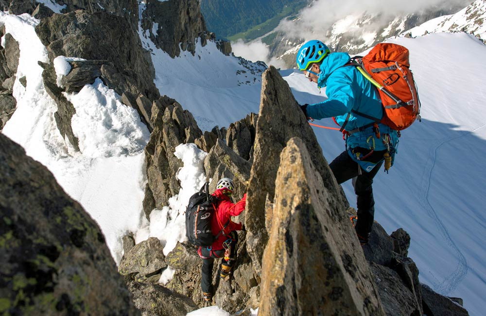 Jak wybrać plecak wspinaczkowy? Jaki plecak wspinaczkowy?