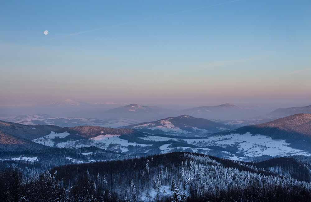 Korona Gór Polski: Mogielica