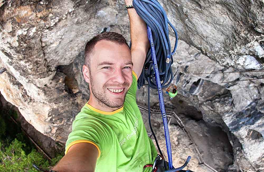 Fotografia wspinaczkowa - jak zrobić dobre zdjęcie w skałach