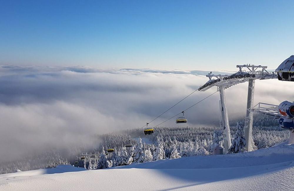 Czarna Góra narty