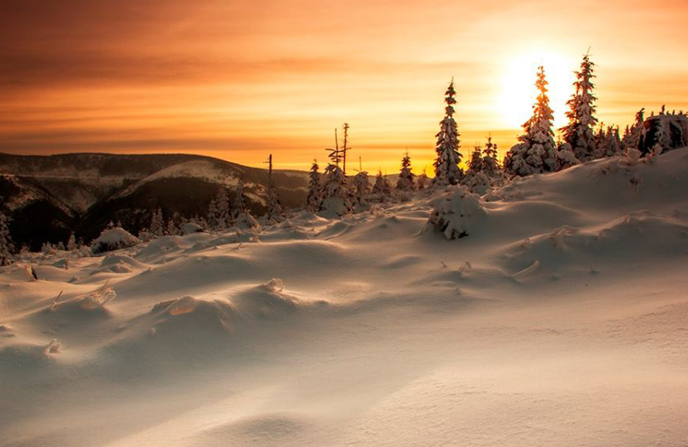 Szlaki w Masywie Śnieżnika