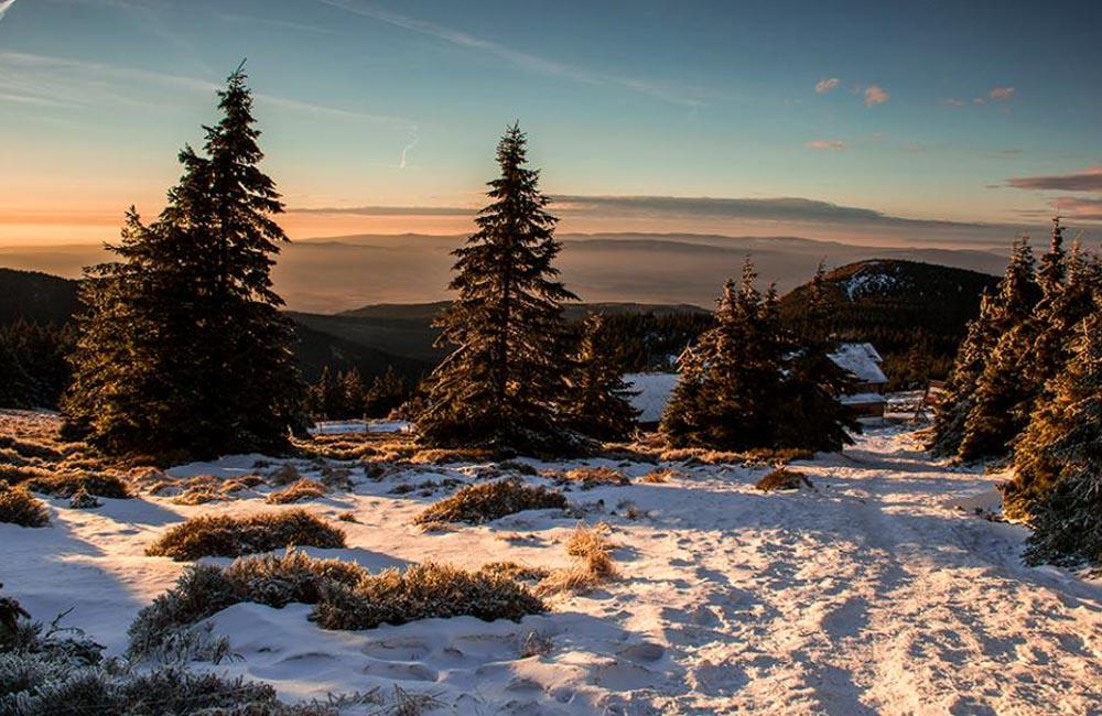 Korona Gór Polski: Śnieżnik