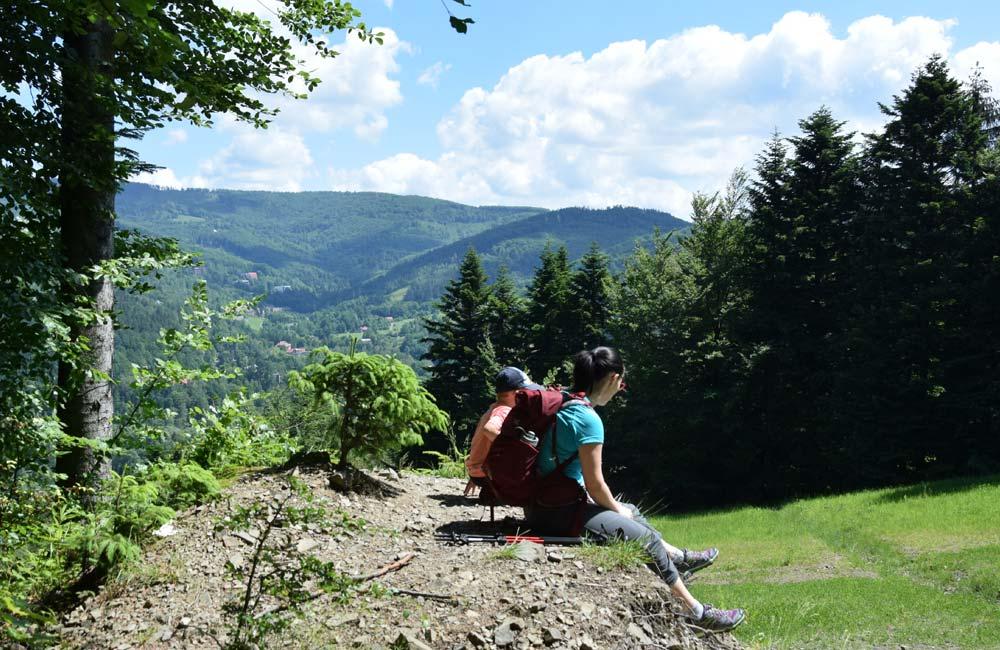 Łatwe trasy w Beskidzie Śląskim na wędrówki z dziećmi