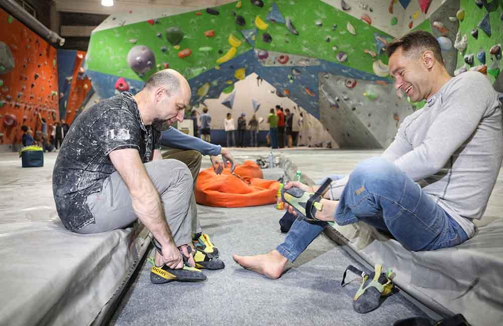 Jak dopasować buty wspinaczkowe