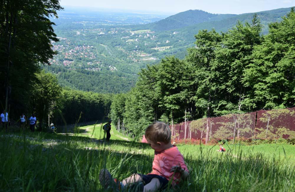 Wycieczka z dzieckiem w Beskid Śląski