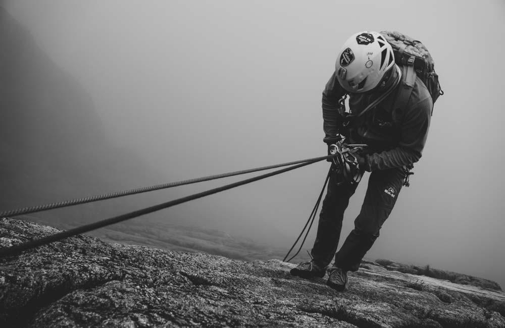 Pierwsze wspinanie w Tatrach
