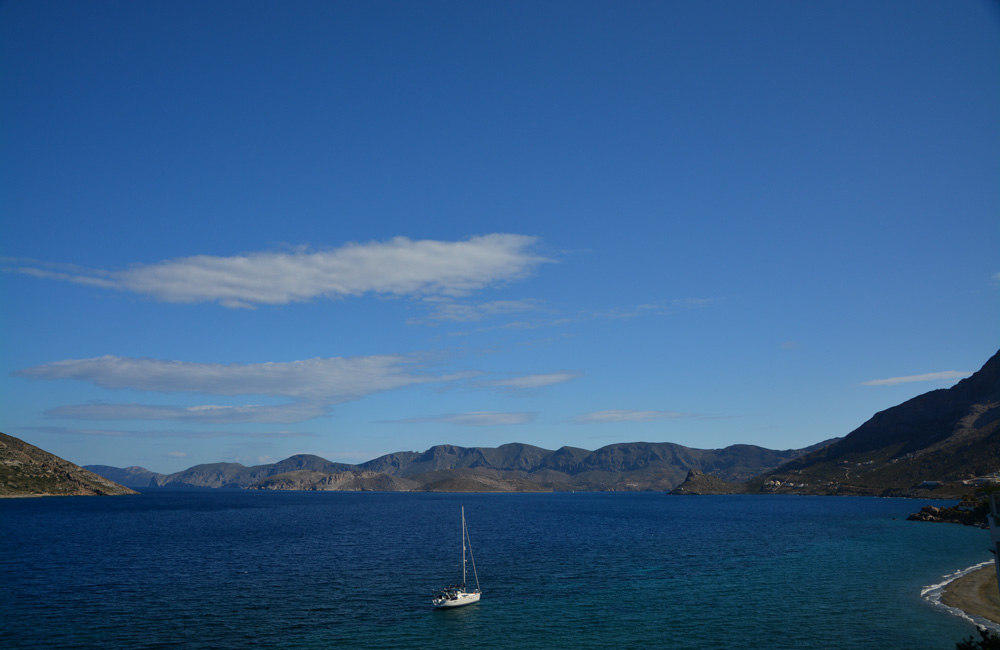 Greckie wyspy dla wspinaczy