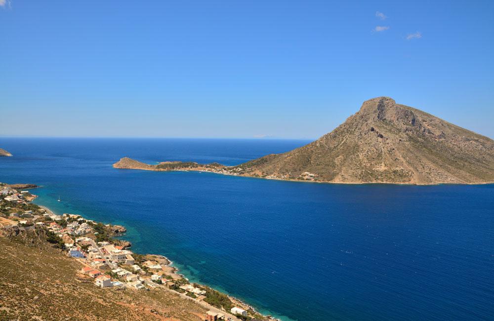 Rejony wspinaczkowe w Grecji