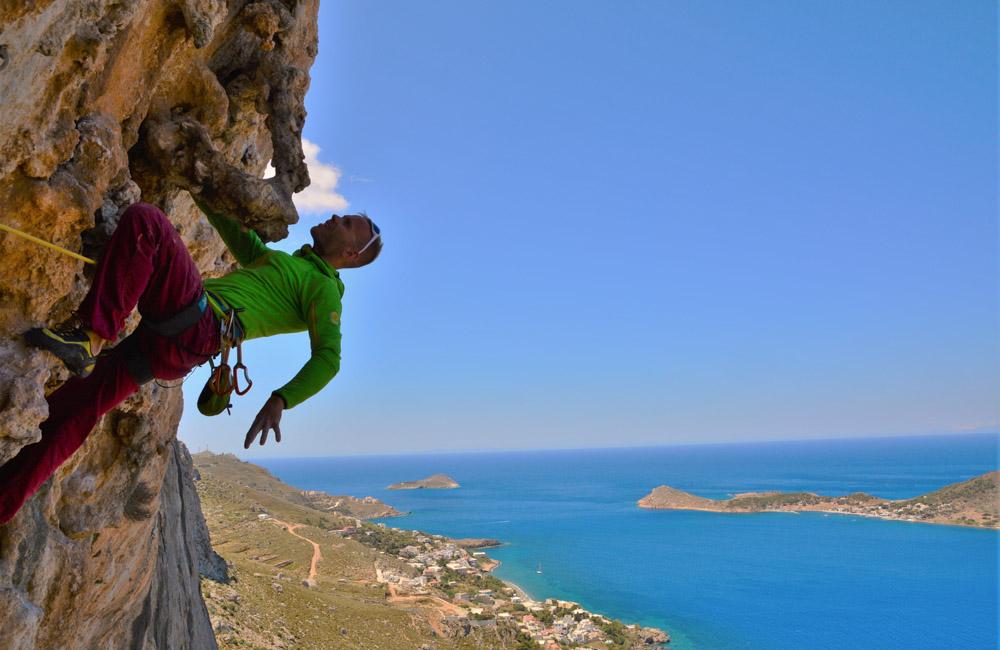Wyspa Kalymnos – grecki raj wspinaczkowy