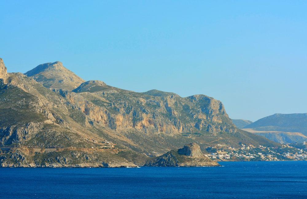 Drogi wspinaczkowe na Kalymnos