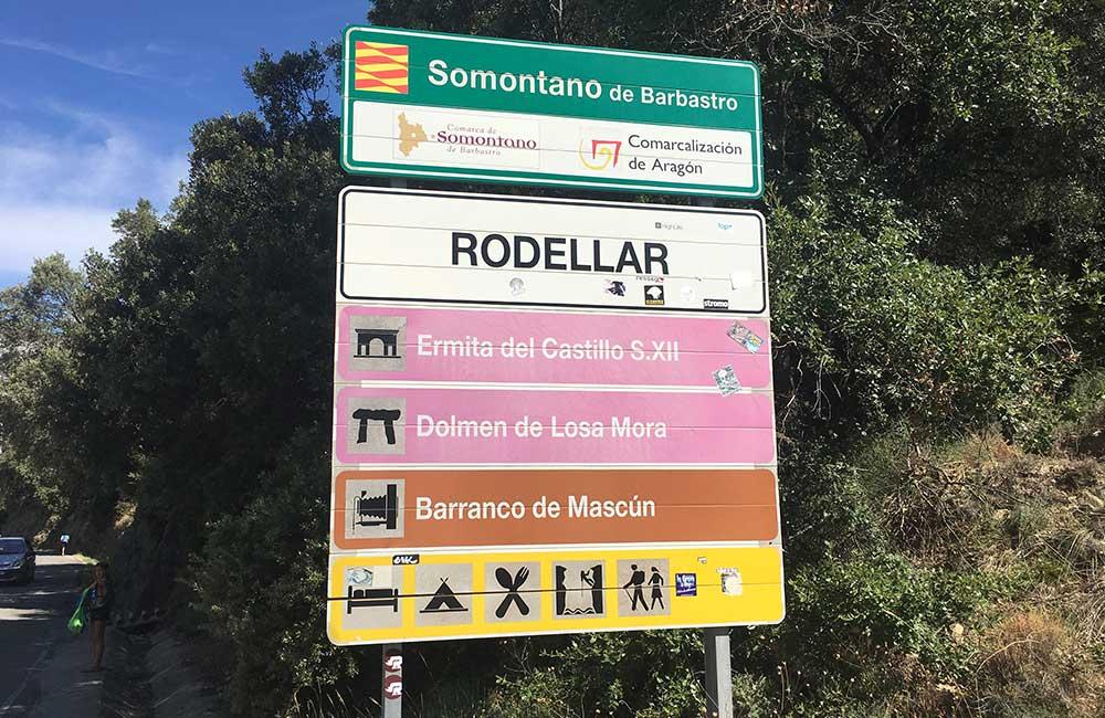 Rodellar w Pirenejach