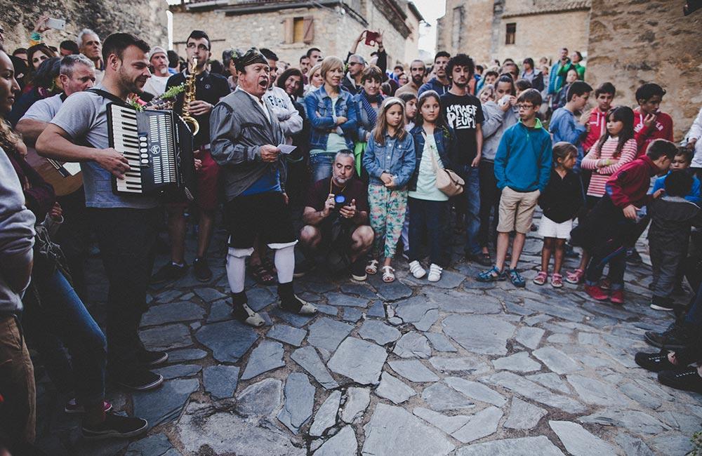 Atrakcje Aragonii - fiesta