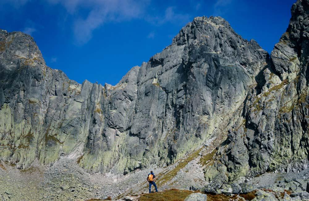 Gdzie się wspinać w Tatrach