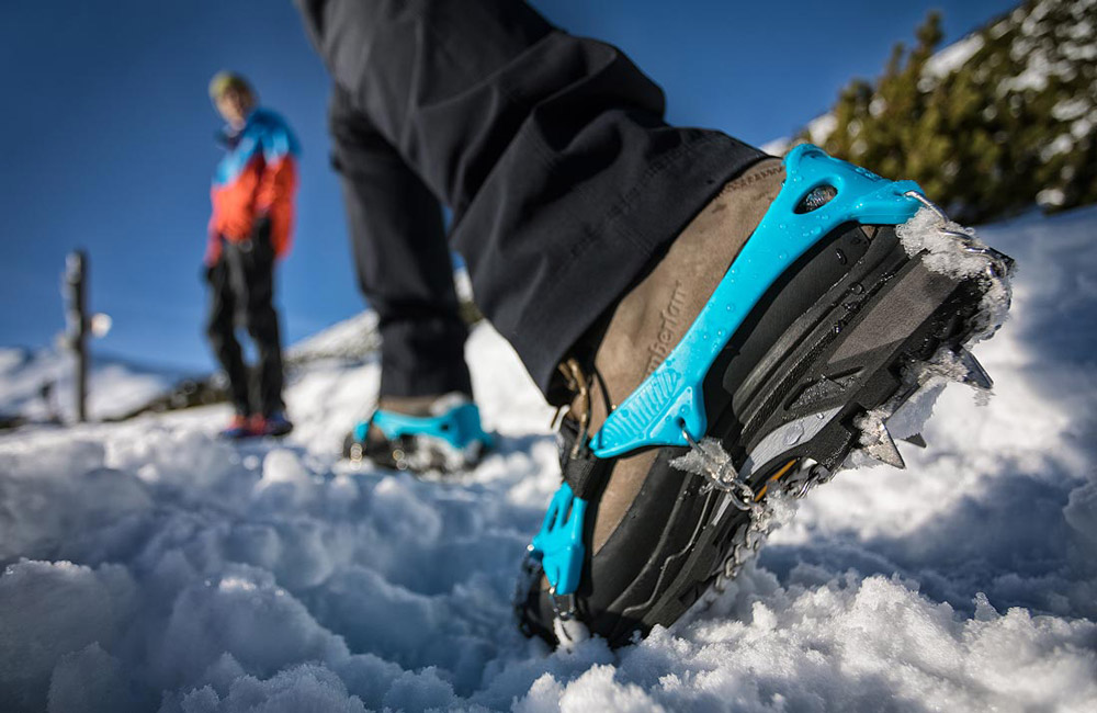 raczki turystyczne Climbing Technology Ice Traction Crampons Plus
