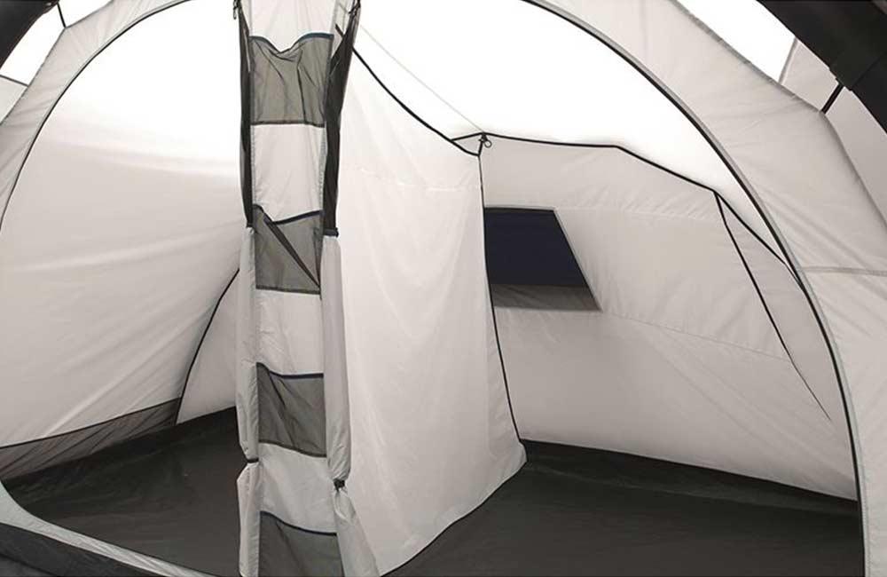 Namiot pięcioosobowy dla rodziny