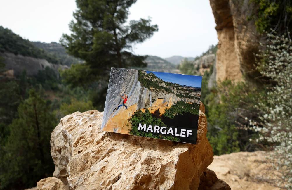 Drogi wspinaczkowe w Margalef