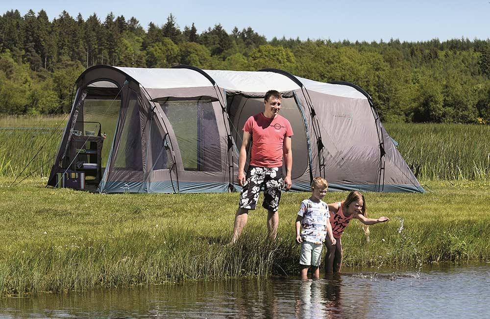 Jaki namiot rodzinny wybrać