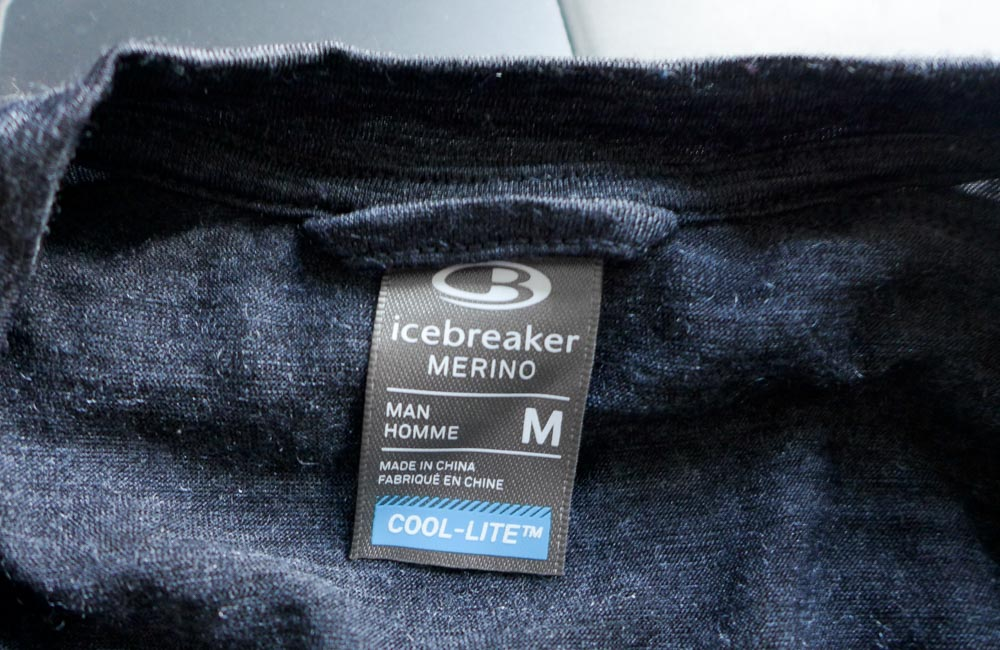 Bluza merino z Icebreakera