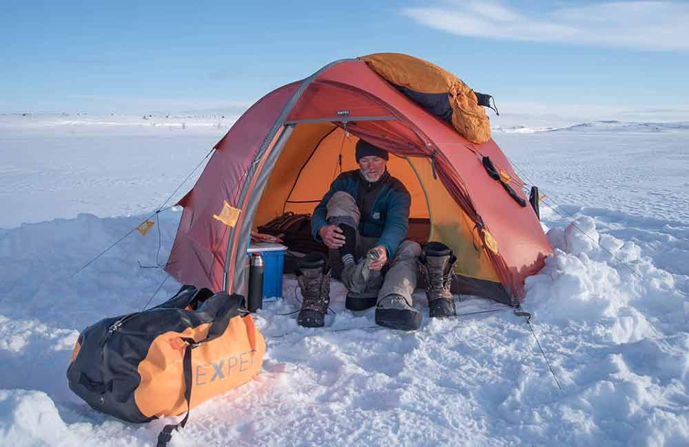 Jaki namiot na wyprawę?