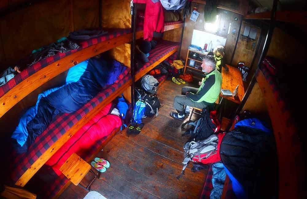 Spanie w Refugi Mont Roig