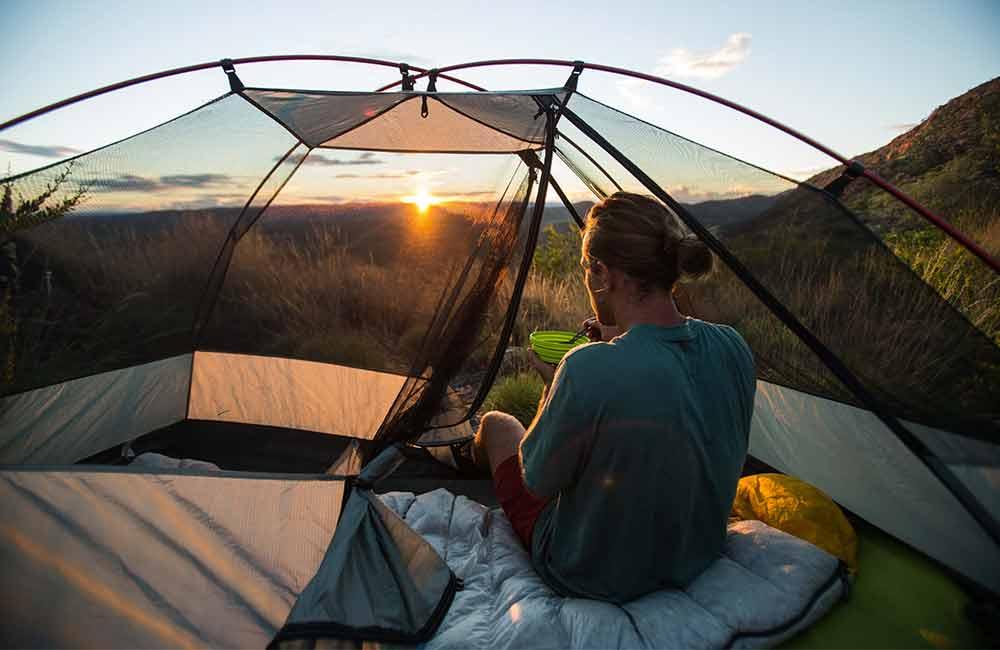 namiot jednosezonowy