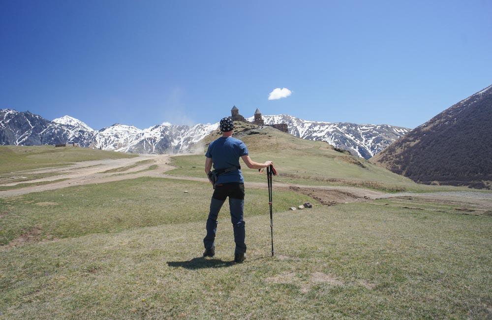 Kije trekkingowe Black Diamond Trail Pro Shock