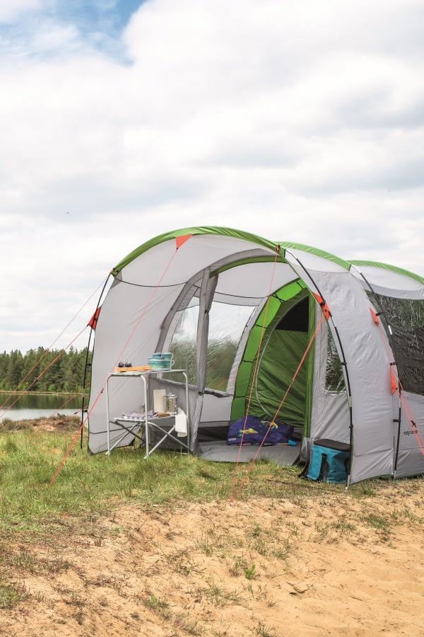 Jaki namiot turystyczny wybrać? Podpowiadamy | 8academy