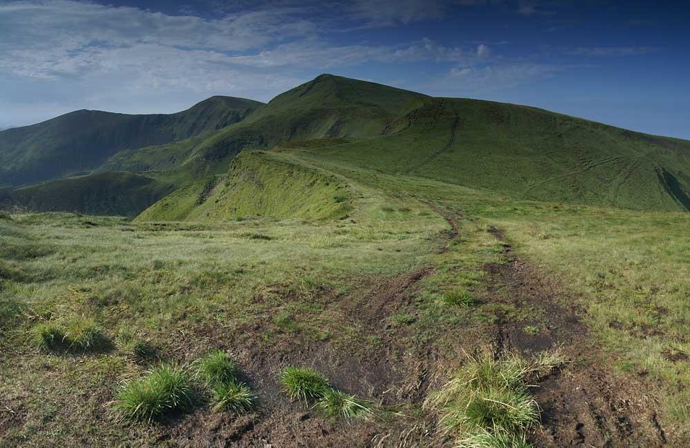 Karpaty Wschodnie trekking