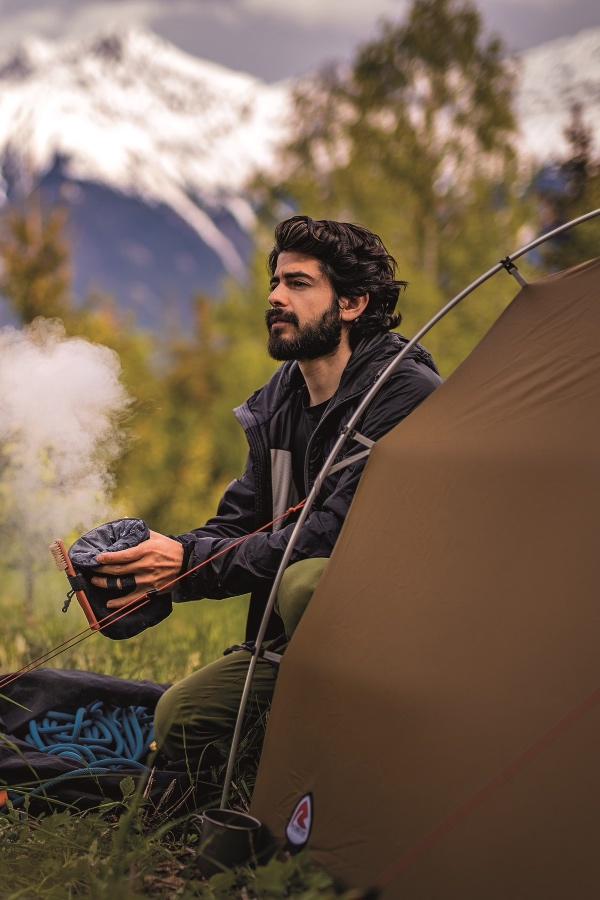 namiot turystyczny