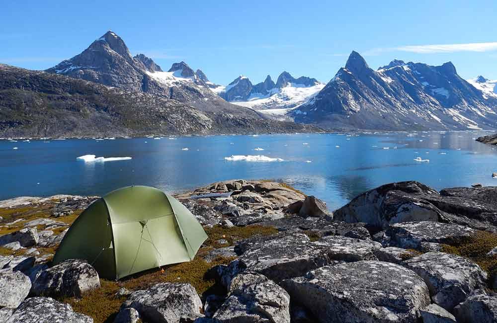 Namiot, śpiwór, plecak to najważniejsze elementy ekwipunku.