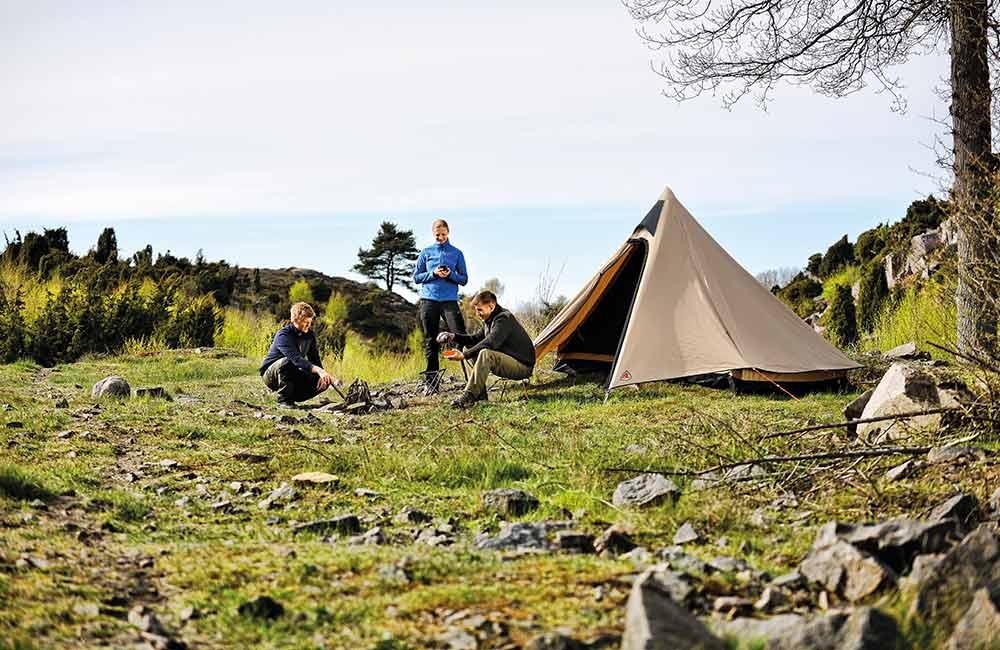 Jaki namiot 4-osobowy