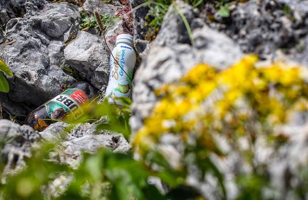 Co Ty zrobisz, żeby było mniej śmieci w górach?