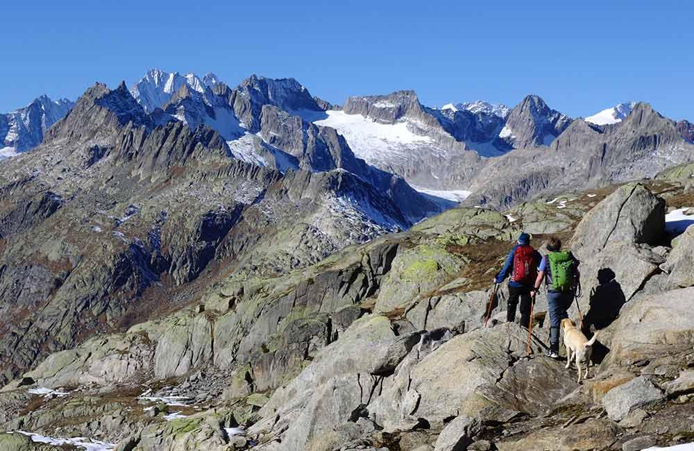 Trekking dla początkujących