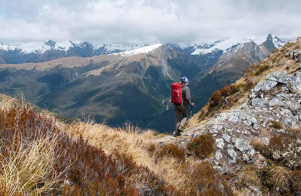 Wędrowanie z plecakiem to kwintesencja trekkingu