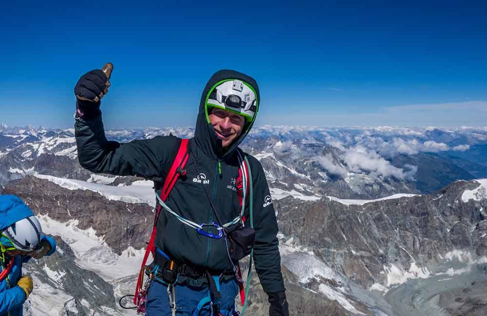 Jak zdobyć Matterhorn