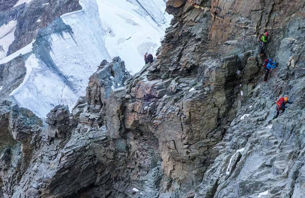 Grań Matterhorn