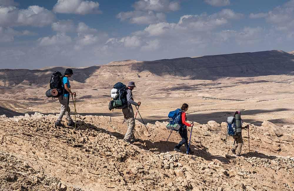 turyści w Izraelu