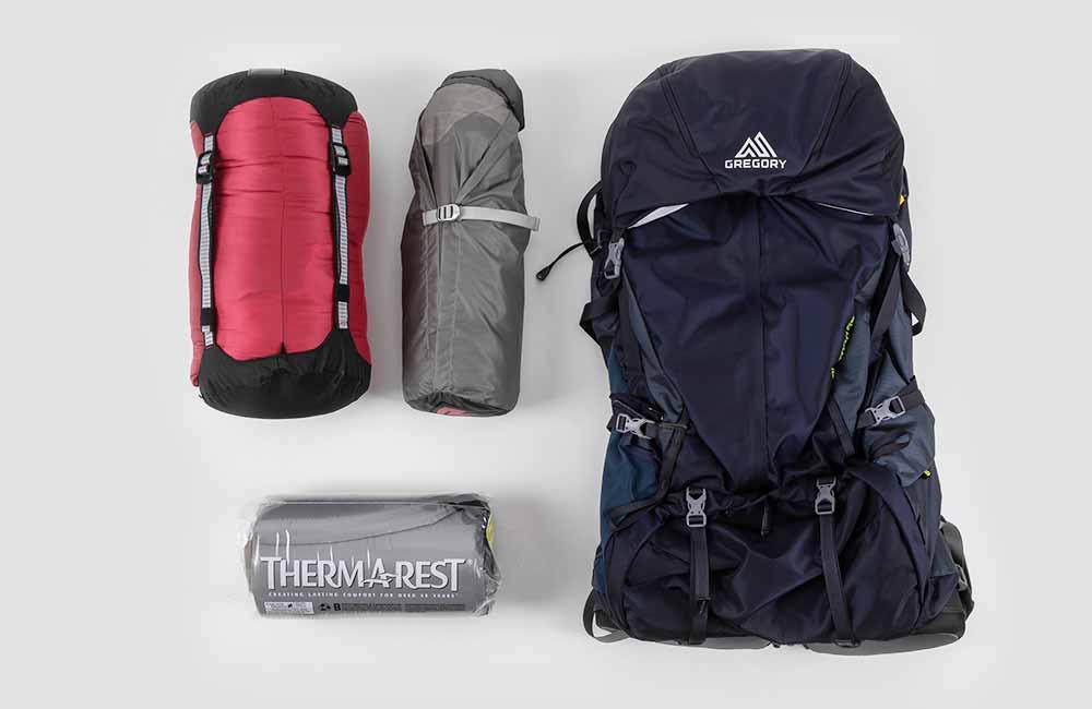 Jaki plecak w Alpy