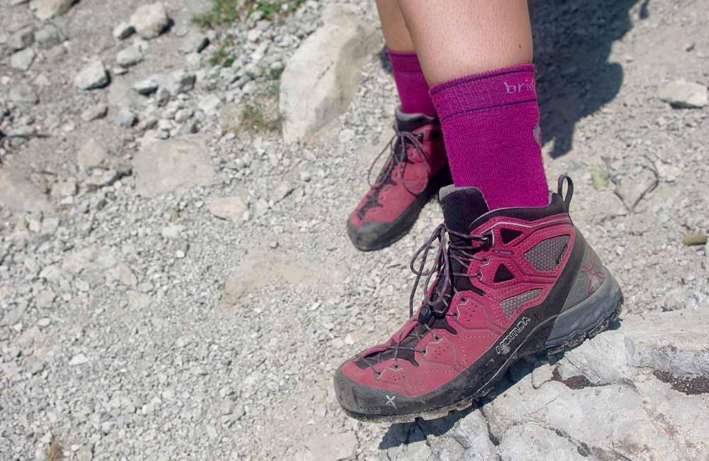 buty trekkingowe damskie montura yaru tekno gtx