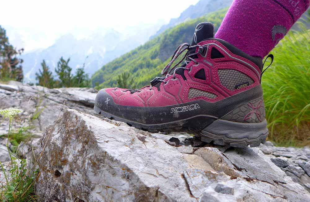 Montura Yaru Tekno GTX - test damskich butów górskich
